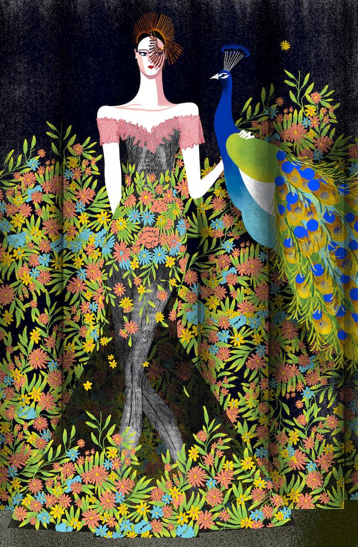 Decue Wu  Sebastian Gunawan Asian Couture Federation