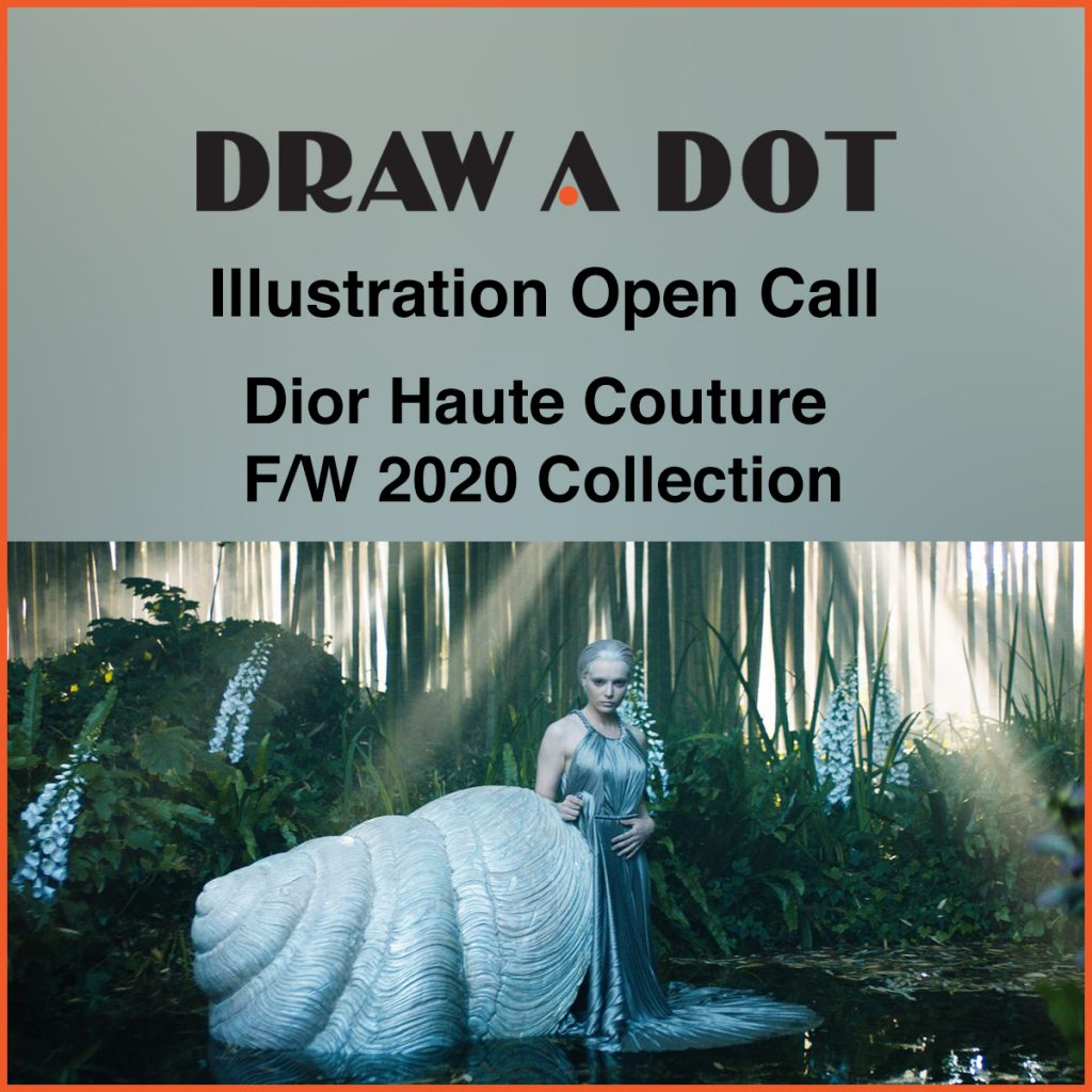 Open Call Dior Fall Haute Couture 2020 Draw A Dot