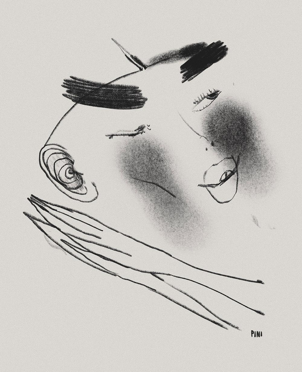 Nick Pini Fashion Illustrator