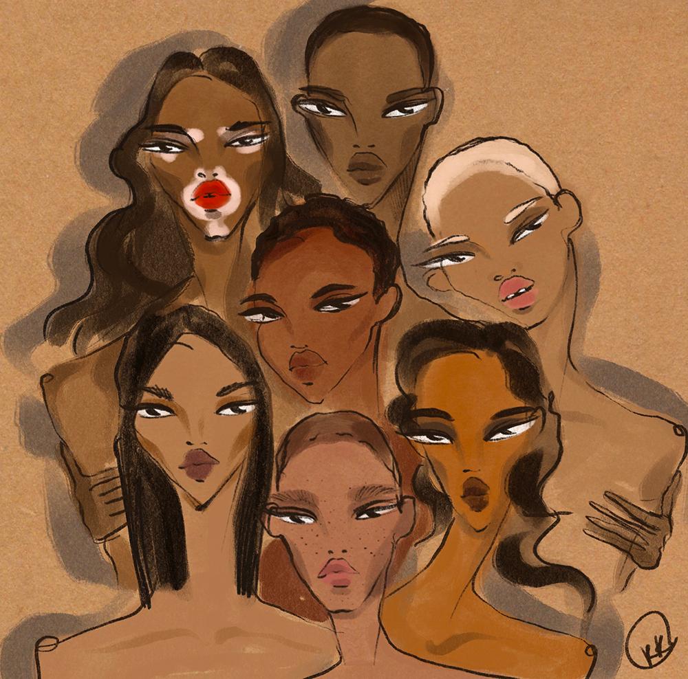 Black Lives Matter Ksenia Kotova