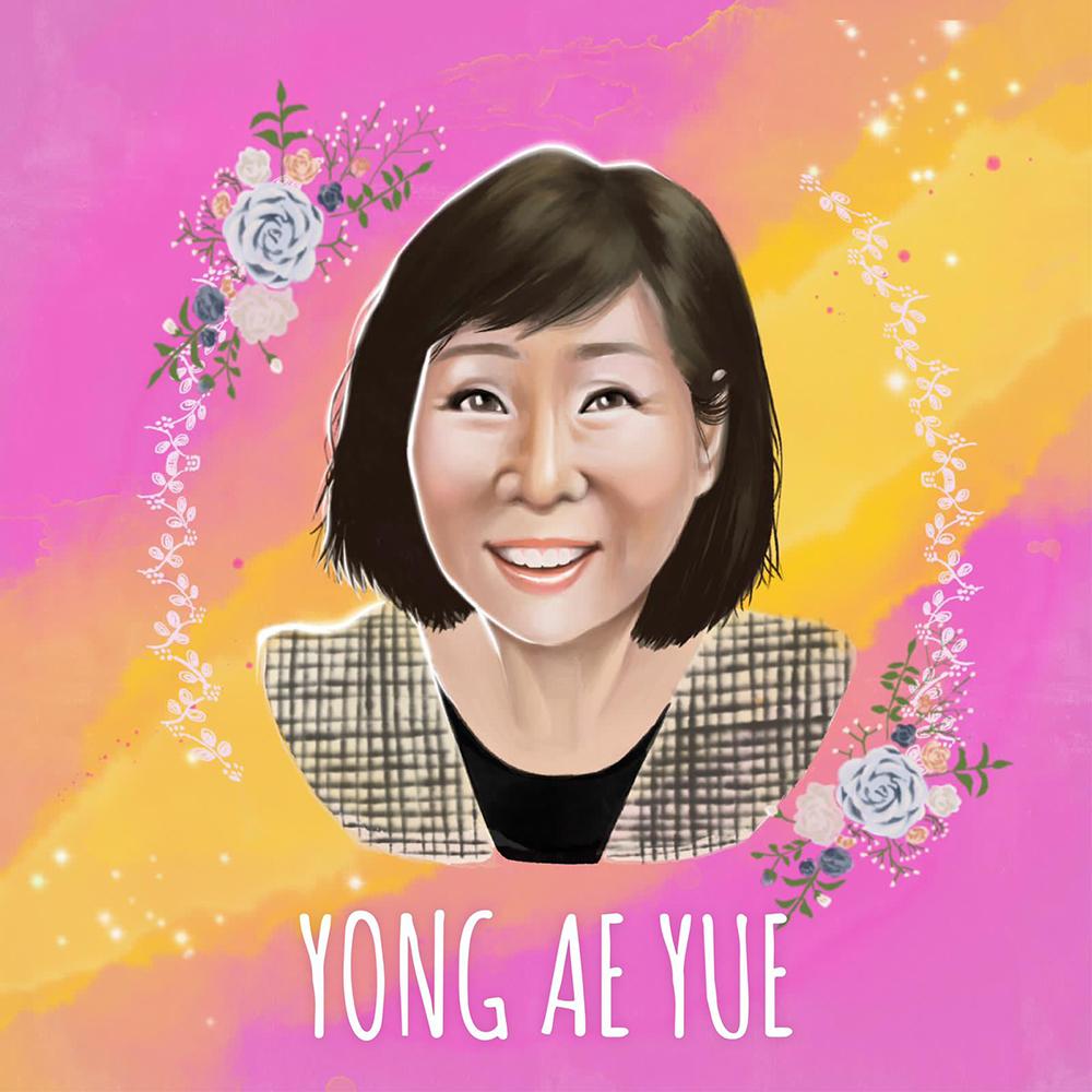 Yong Ae Yue