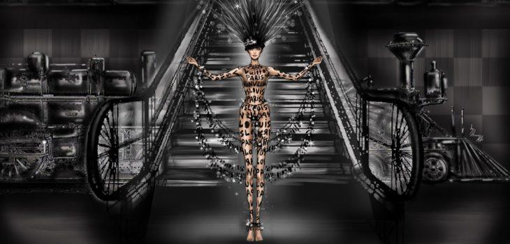 Shamekh Louis Vuitton Marc Jacobs