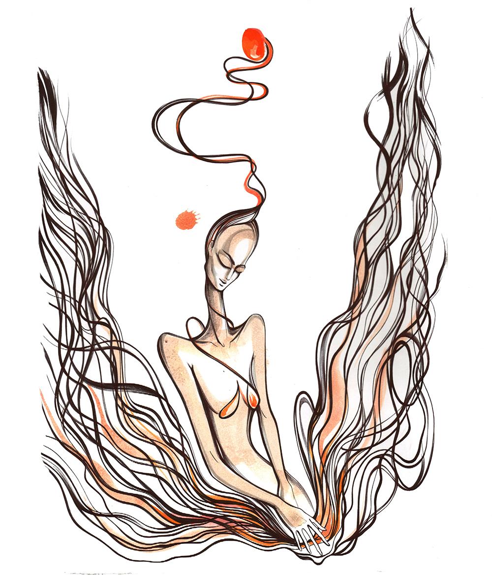 Lyaman Yusifli Draw A Dot Orange Dot